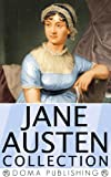 Jane Austen: The Compete Works (Sense and Sensibility, Pride and Prejudice, Mansfield Park, Emma, Northanger Abbey, Persuasion, Lady Susan & more!)