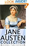 Jane Austen Collection: 18 Works, Pri...