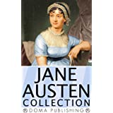 Jane Austen Collection: 18 Works, Pride and Prejudice, Emma, Love and Friendship, Northanger Abbey, Persuasion, Lady Susan, Mansfield Park & more! ~ Jane Austen