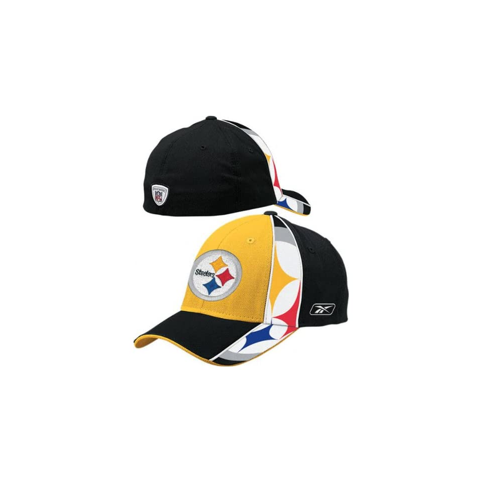 Pittsburgh Steelers Youth Player Sideline One Fit Hat on PopScreen 4cf015a38
