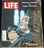 img - for Life Magazine April 19, 1968 Including Martin Luther King Jr. Funeral, Texas Desperadoes, Ancient Egypt, the Quest for Peace in Vietnam, Pierre Trudeau (Life Magazine, 64) book / textbook / text book