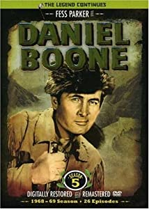 Daniel Boone: the Television Series Season 5
