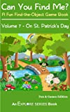img - for Can You Find Me on St. Patrick's Day? book / textbook / text book