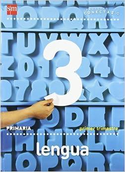 Lengua. 3º Primaria. Mochila ligera 1º,2º y 3º Trimestre (Spanish