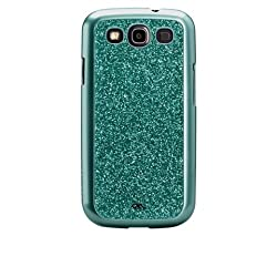 Case-Mate Glam CM021843 Barely There Case for Samsung Galaxy S3 (Turquoise)