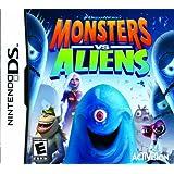 Monsters vs. Aliens - Nintendo DS