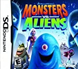 Activision Toys Monsters vs Aliens for Nintendo DS