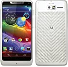 Motorola Droid RAZR M XT907 Verizon 4G LTE Android Phone - WHITE