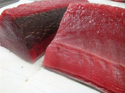 4 Pounds of Sushi Grade Yellowfin Ahi Tuna (Sushi Grade Fish compare prices)