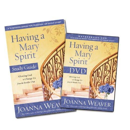 有玛丽精神 DVD 研究包: 允许改变我们由内而外的上帝