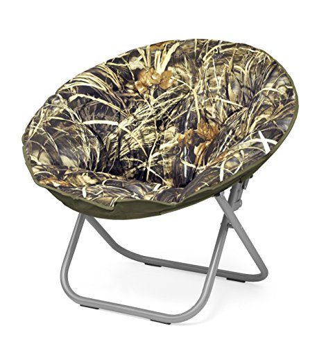 Details Of RealTree Outdoor Saucer Chair