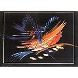 "Dolls Of India ""Fantastic Flight"" Reprint On Paper - Unframed (43.18 X 30.48 Centimeters)"