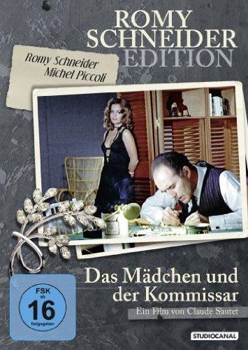 Das Mädchen und der Kommissar (Romy Schneider Edition)