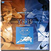 やまとマクロスシリーズ マクロスプラス 1/60 完全変形 YF-19 試作4号機「ダブル・ナッツ」