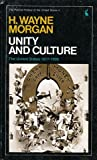img - for Unity and Culture: The United States 1877-1900 (Hist of the USA) book / textbook / text book