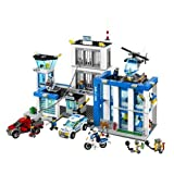 Lego City Police Station, Multi Color