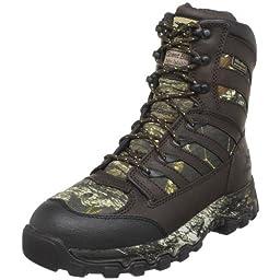 Irish Setter Women\'s 3887 LadyHawk Waterproof 1000 Gram Big Game Hunting Boot,Mossy Oak Break-up Camouflage,10 B US