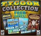 Tycoon Collection Bonus 4 Pack: Moon Tycoon, Marine Life Tycoon, Ocean Explorer Tycoon & Coffee Shop Tycoon (Englisch Import)