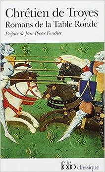 Romans De La Table Ronde Rec Et Nide Clig S Lancelot Le Chevalier La
