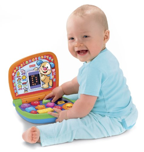 <b>Fisher-Price Laugh & Learn Smart Screen Laptop</b>