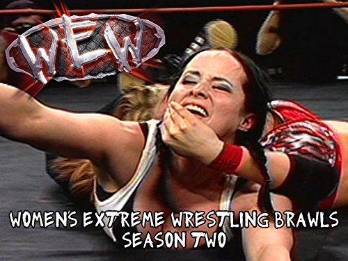 Women's Extreme Wrestling Brawls on Amazon Prime Video UK
