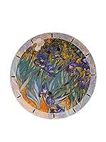 Artopweb Reloj De Pared Van Gogh Irises