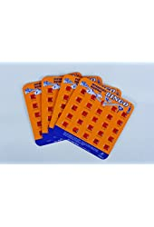 Auto Bingo Travel Game - 4 Interstate Highway Orange Cards