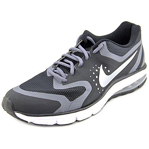 Nike Mens Air Max Premiere Running Shoes-Black/Metallic Silver/Dark Gray-9.5 (Nike Air Flex Trainer compare prices)