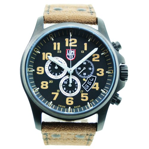 Luminox 1885 Men's Oversized Black Atacama Chronograph