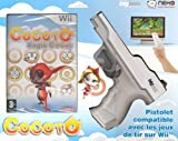 Cocoto Magic Circus Game with Gun Wii