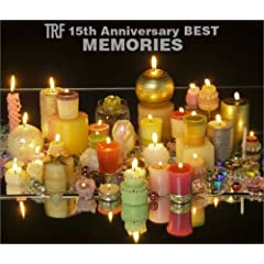 TRF 15th Anniversary BEST-MEMORIES-(��������)(DVD�t)