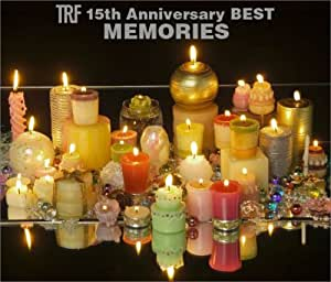 TRF 15th Anniversary BEST-MEMORIES-(初回限定盤)(DVD付)