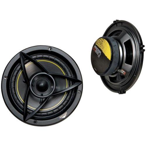 Kicker Ds650 6-1/2 50W Rms Ds Series 2 Way Car Speaker