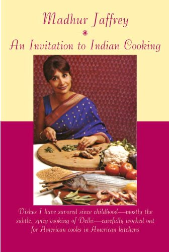 An Invitation to Indian Cooking (Vintage)