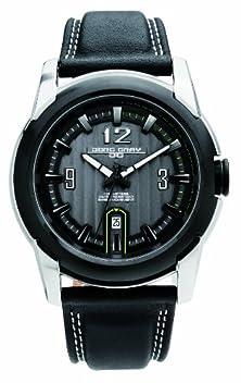 buy Jorg Gray Leather Charcoal Dial Men'S Watch #Jg9400-24