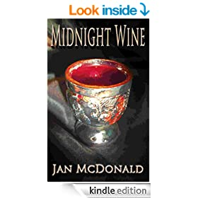 Midnight Wine (Father Beckett Vampire thrillers Book 1)
