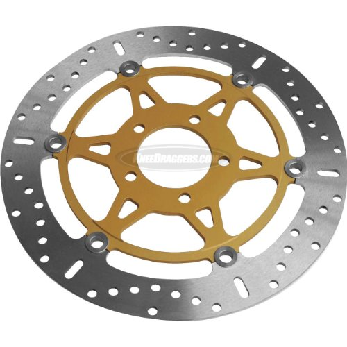 Braking  EBC XC Series Contour Brake Rotors   Suzuki SV1000   Fits