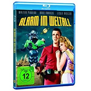 BD * Alarm im Weltall [Blu-ray] [Import allemand]