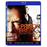 Prison Break - Season Three [Blu-ray] ~ Dominic Purcell