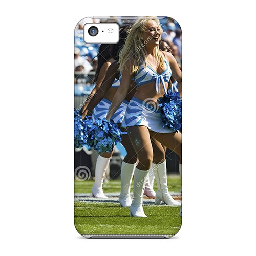 Ideal Anne Marie Harrison Case Cover For Iphone 5C(Nfl Kansas City Chiefs Vs Carolina Panthers Stock), Protective Stylish Case front-701529