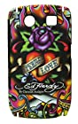 Ed Hardy Eternal Love Snap-On Faceplate for BlackBerry 8900/Javelin