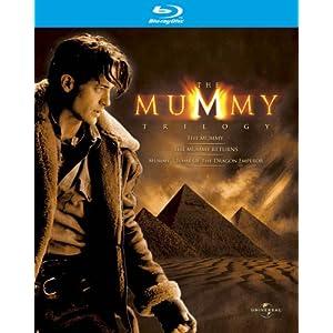 ハムナプトラ トリロジー Blu-ray‐BOX [Blu-ray]