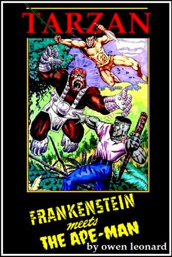 Frankenstein Meets the Ape-Man: Tarzan PDF