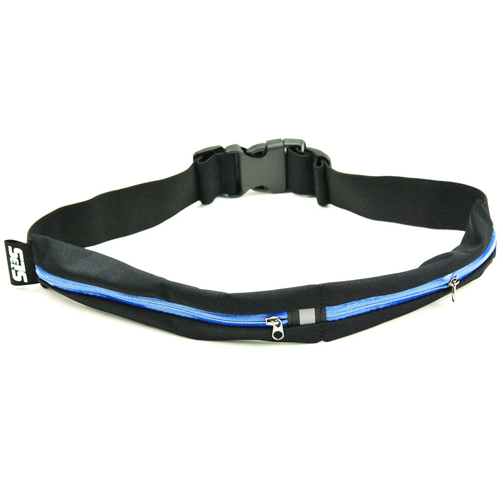 how to wear a running belt