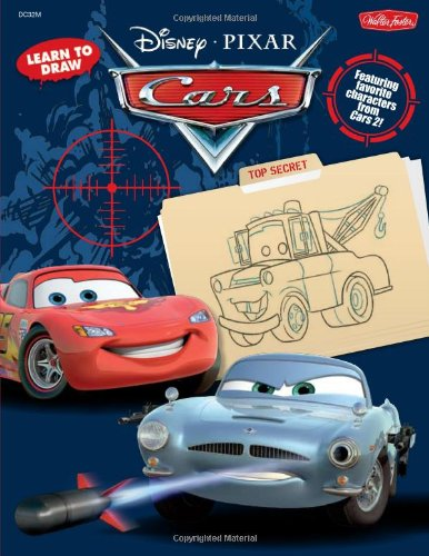 Learn to Draw Disney/Pixar Cars: Featuring favorite characters from Disney/Pixar's Cars and Cars 2, including Lightning McQueen, Mater, and Sally! (Licensed Learn to Draw)