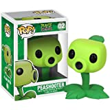 Pop Plants Vs. Zombies Peashooter Figure
