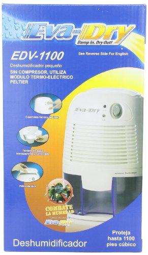 Review Eva-dry Electric Petite Dehumidifier