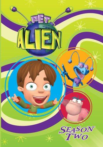 Pet Alien Season 2 -- Volume 2 (3 Disc Set)