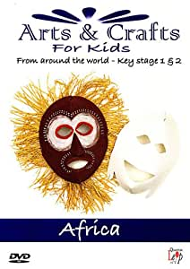 Arts and crafts for kids from around the world key stage for Amazon arts and crafts for kids