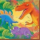 Dinosaur Party Napkins (Supplies 16)